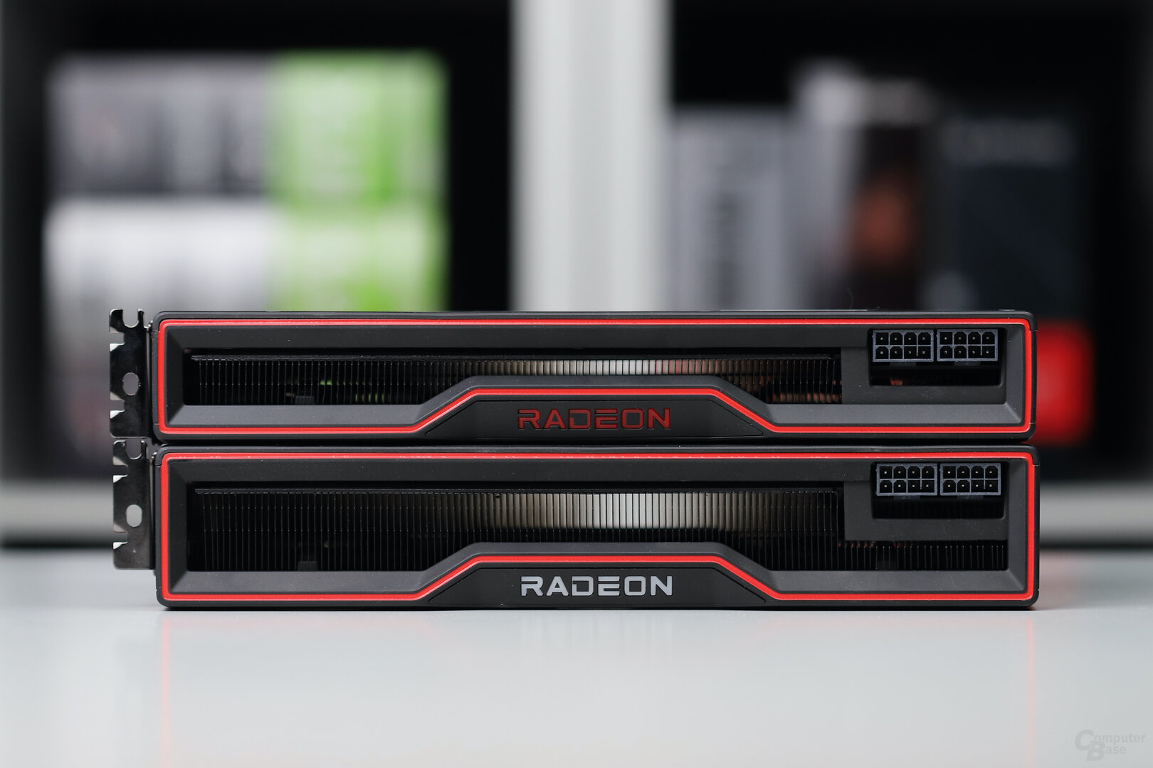 Radeon RX 6800 & RX 6800 XT: Die Kühler haben unterschiedliche Höhen