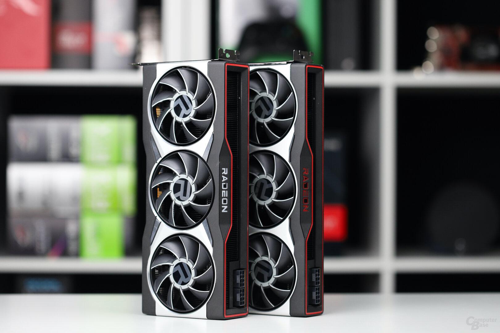 AMD Radeon RX 6800 XT und Radeon RX 6800 im Test