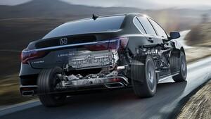 Level 3: Honda bietet Staupiloten 2021 im neuen Legend an