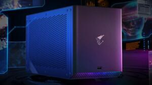 eGPU-Gehäuse mit GeForce 3000: Refresh der Gigabyte Aorus Gaming Box im Anmarsch