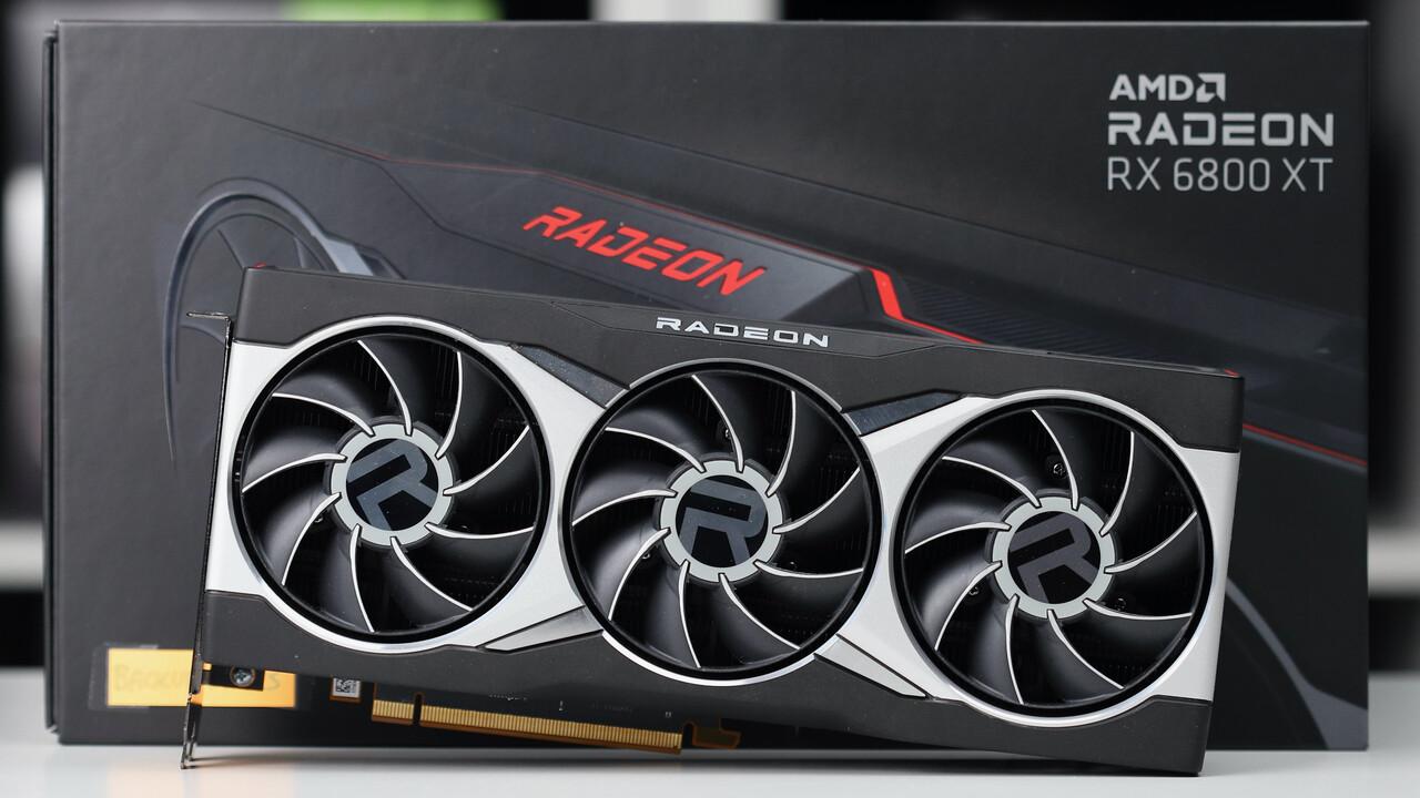RX-6800-Verfügbarkeit: AMD macht es nicht besser als Nvidia bei RTX 3000