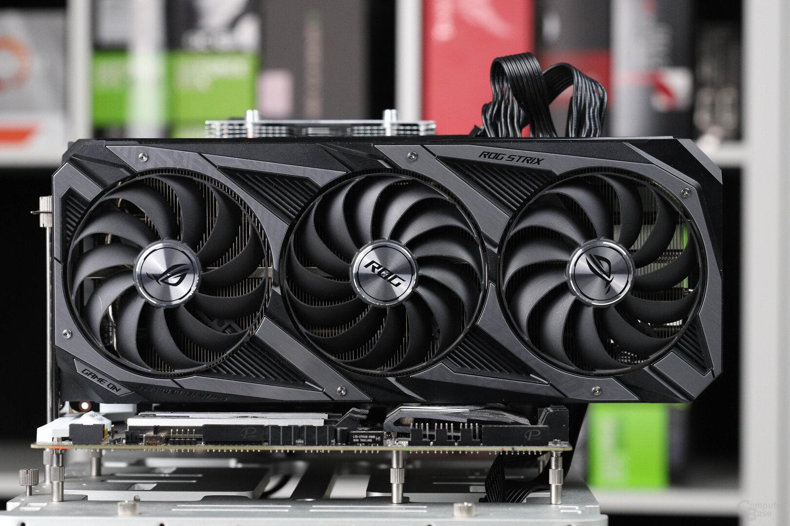 Asus ROG GeForce RTX 3090 Strix OC