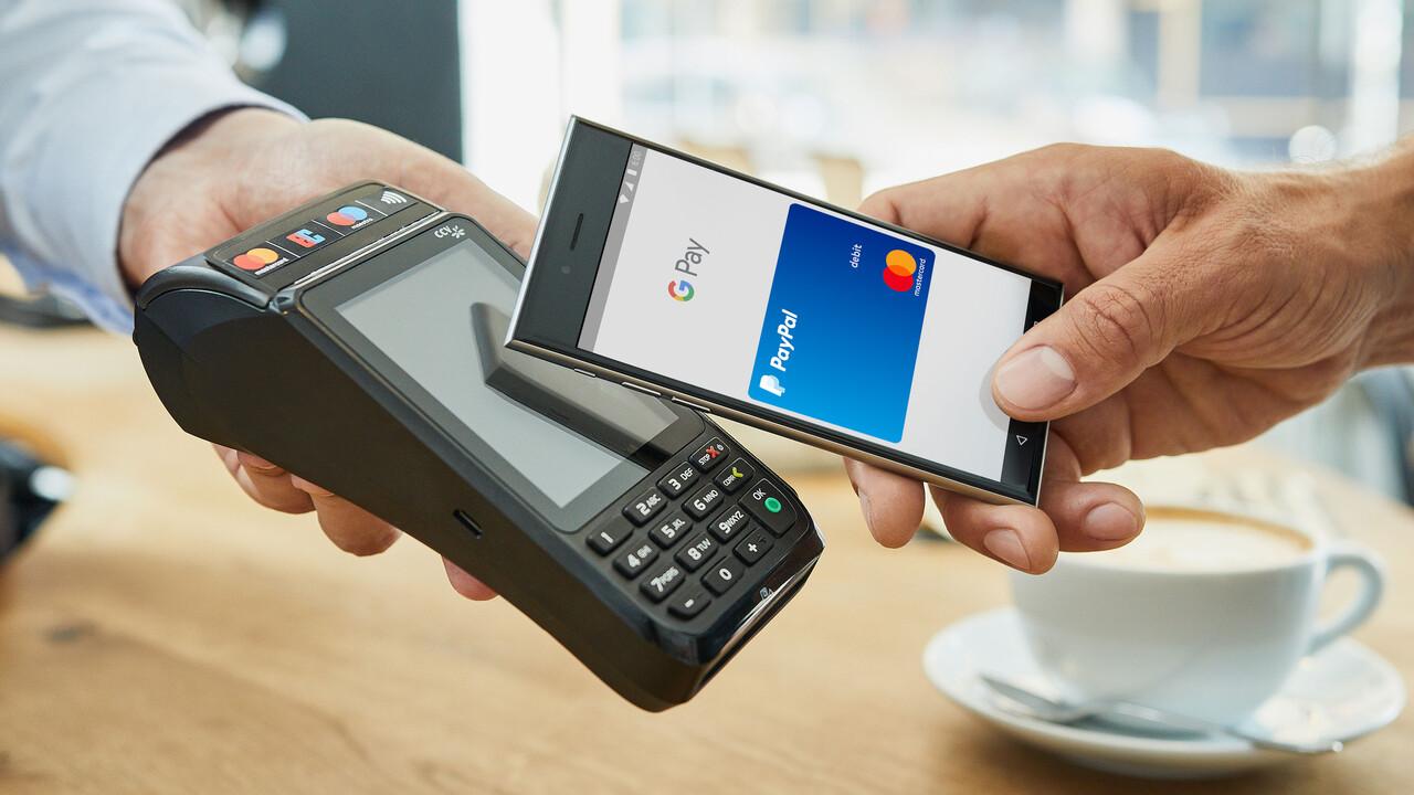 Google Pay: Bezahldienst erhält neues Design und digitale Konten