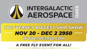 Intergalactic Aerospace Expo: Dauerprojekt Star Citizen lädt abermals zum Freiflug