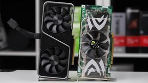 Im Test vor 15 Jahren: Die GeForce 7800 GTX 512 mit Nachbrenner