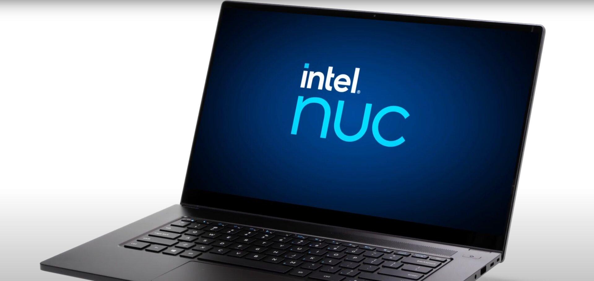 Intel NUC M15 Laptop Kit