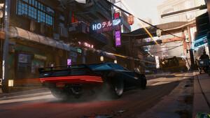 Cyberpunk 2077: CD Projekt zeigt fünf Minuten Gameplay und mehr
