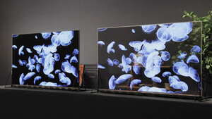 Panasonic: Transparentes OLED-Display startet im Dezember