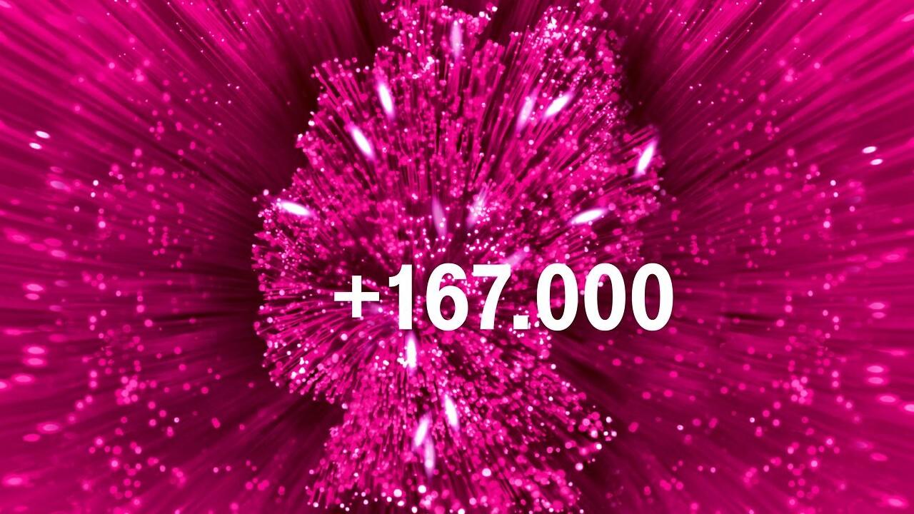 Deutsche Telekom: 167.000 Haushalte profitieren von mehr Bandbreite