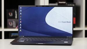 ExpertBook B9400CEA im Test: Asus weckt den Tiger