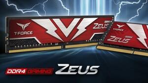 "Standard-RAM mit Aufkleber: Auf Vulcan-DDR4-RAM folgt bei Team Group ""T-Force Zeus"""