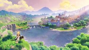 Spiele-Markt im Oktober: Ein Anime-Rollenspiel erobert den Umsatzthron