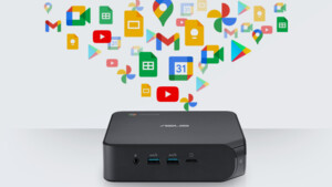 Chromebox 4: Asus modernisiert den Mini-PC mit Chrome OS vierfach