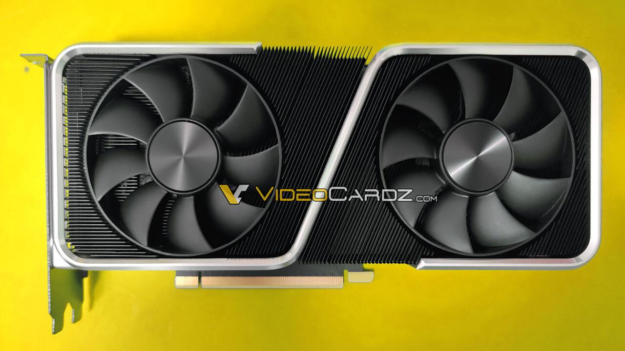 GeForce RTX 3060 Ti: Founders Edition mit Kühler der RTX 3070
