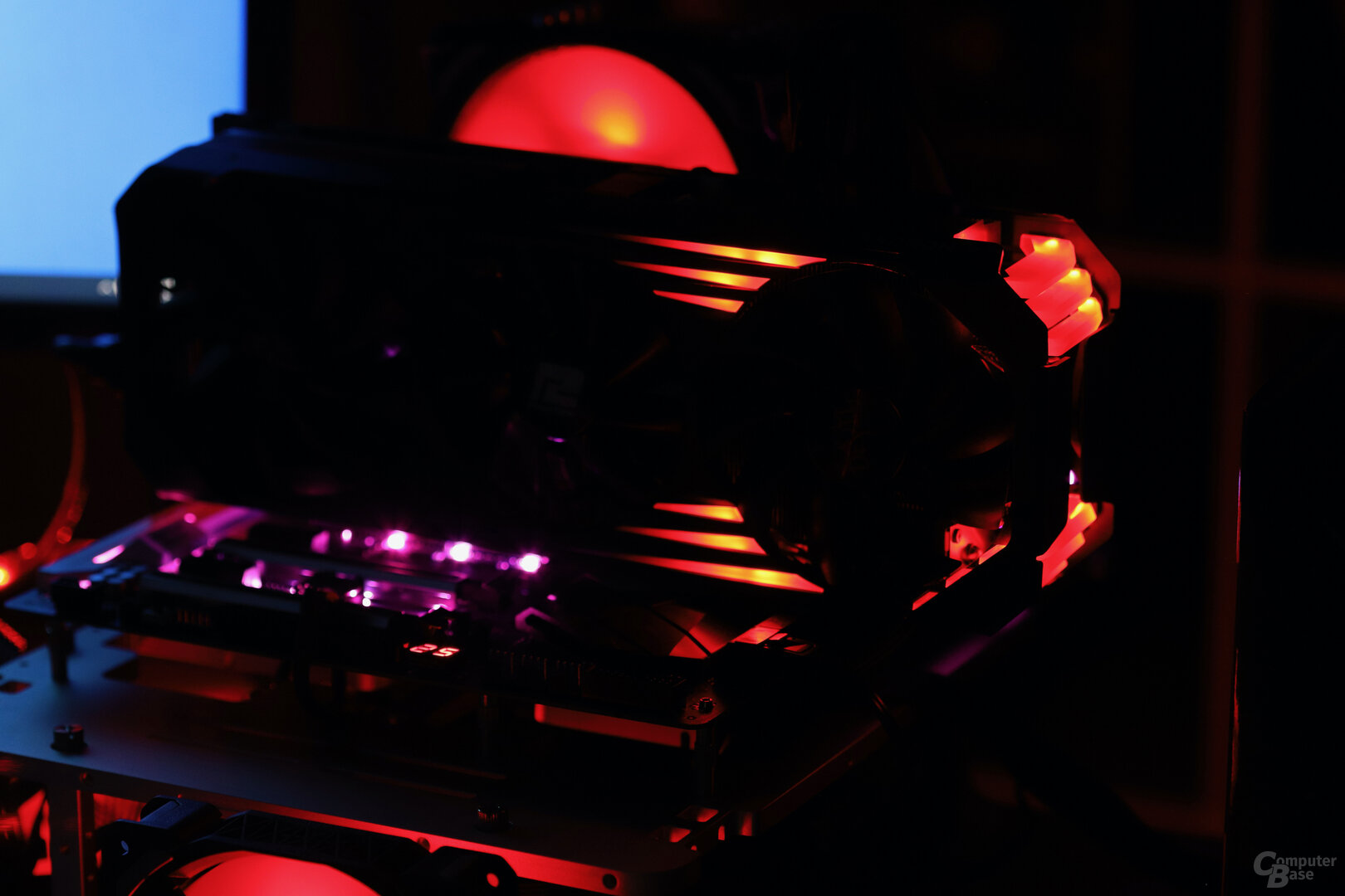 PowerColor Radeon RX 6800 XT Red Devil mit RGB