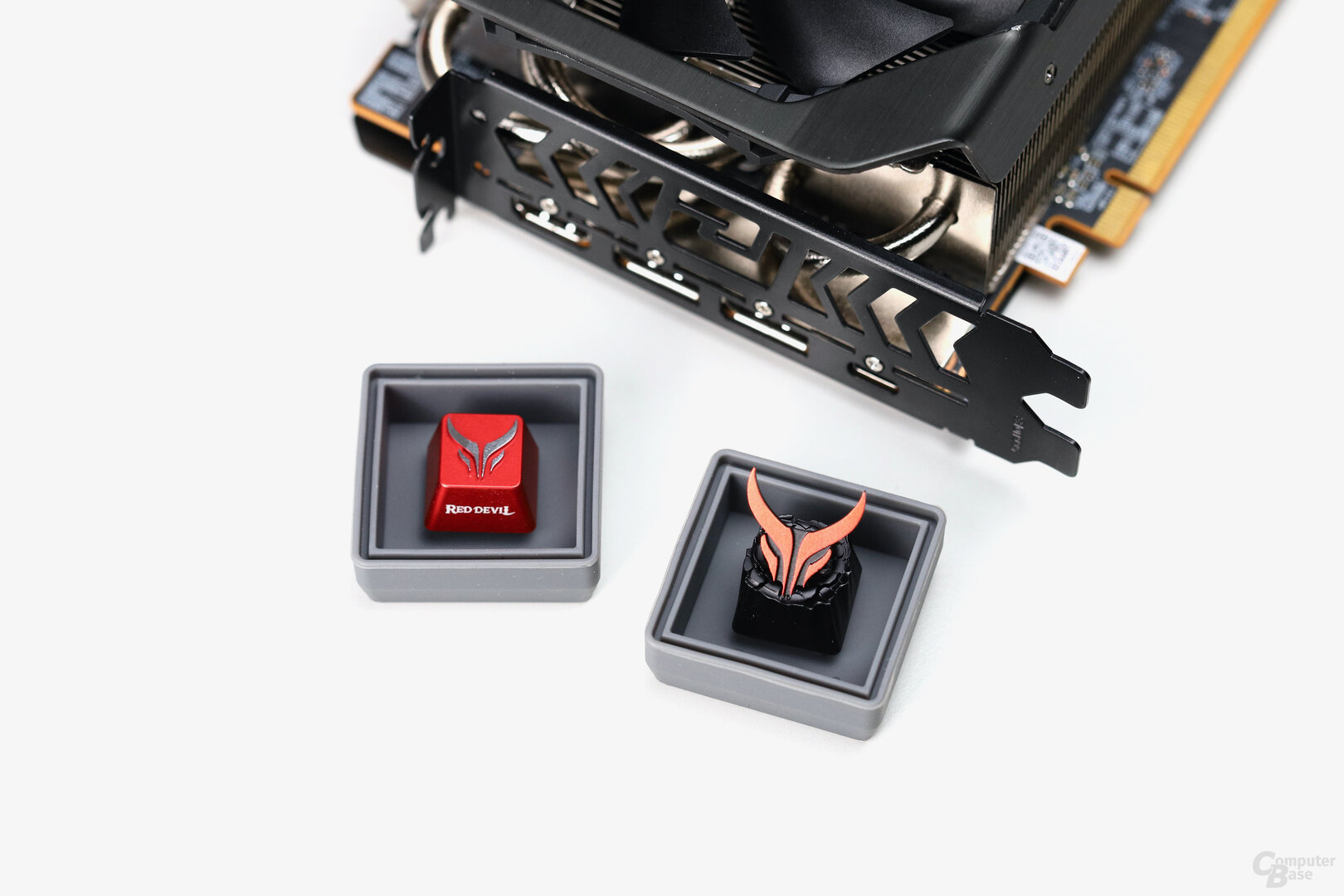 Zwei KeyCaps und USB Typ C bei der Limited Edition