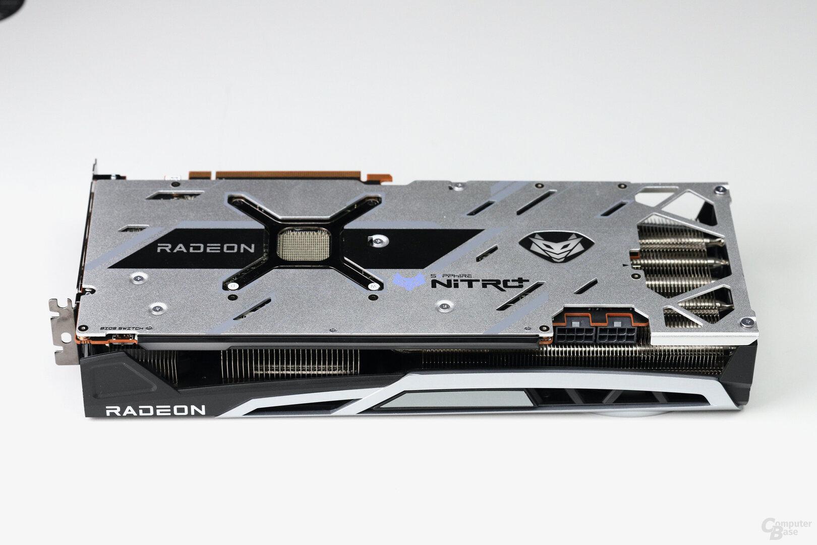 Die Sapphire Radeon RX 6800 XT Nitro+