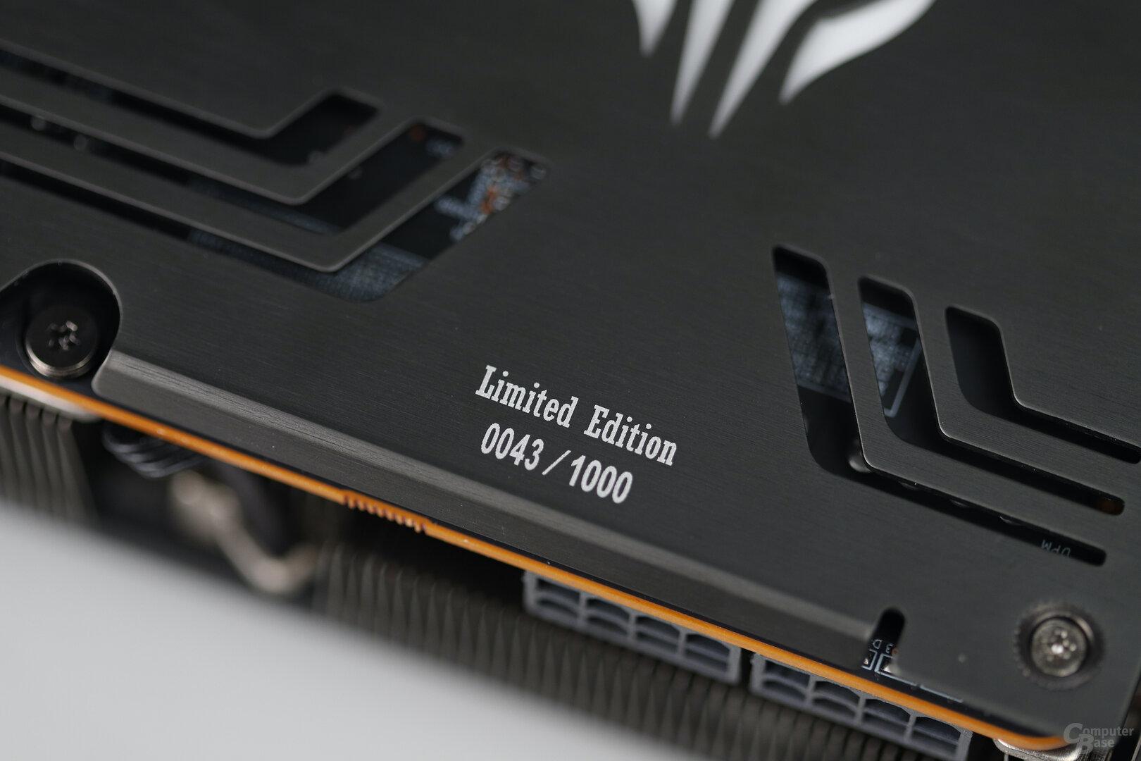 Auf 1.000 Stück limitierte PowerColor RX 6800 XT Red Devil LE