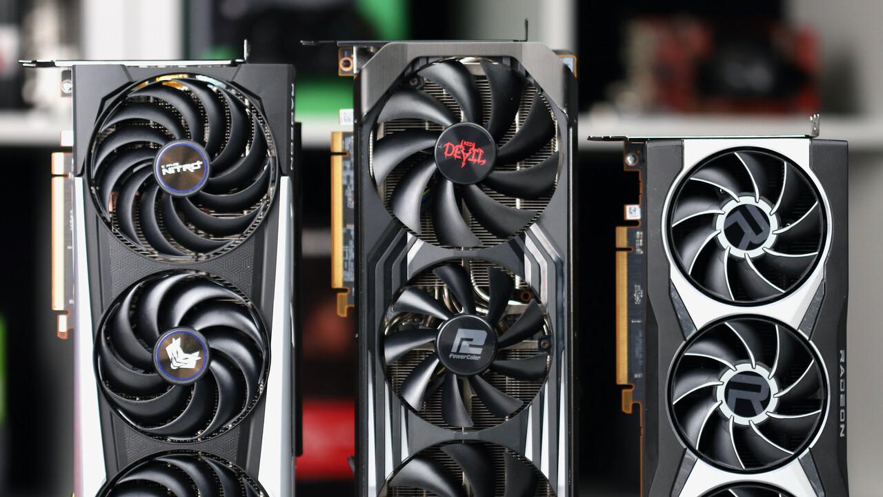 RX 6800 XT Customs im Test: XFX Merc 319 vs. PowerColor Red Devil vs. Sapphire Nitro+