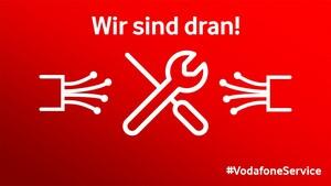Vodafone: Massive Störung im Mobilnetz betrifft viele Regionen