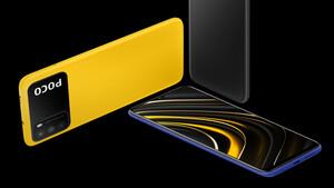 Poco M3: 149Euro für knallige Farben, 6.000mAh und drei Kameras