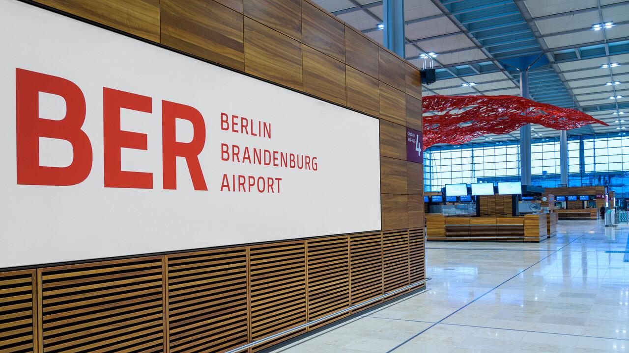 Deutsche Telekom: Der Flughafen BER bekommt 5G