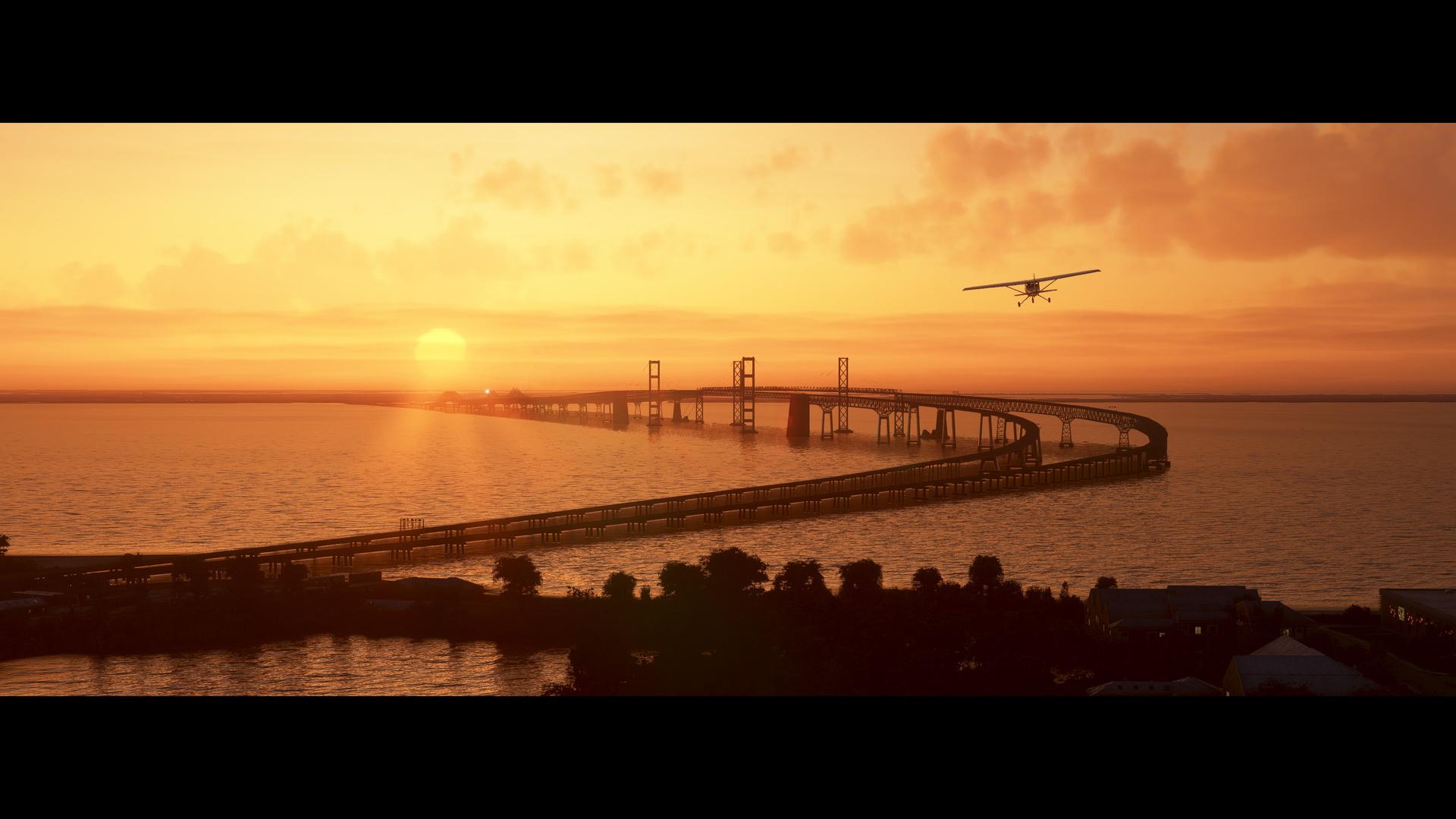 Flight Simulator – World Update II: USA