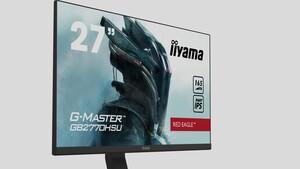 G-Master Red Eagle: iiyama bewirbt neue IPS-Monitore mit 0,8 ms MPRT