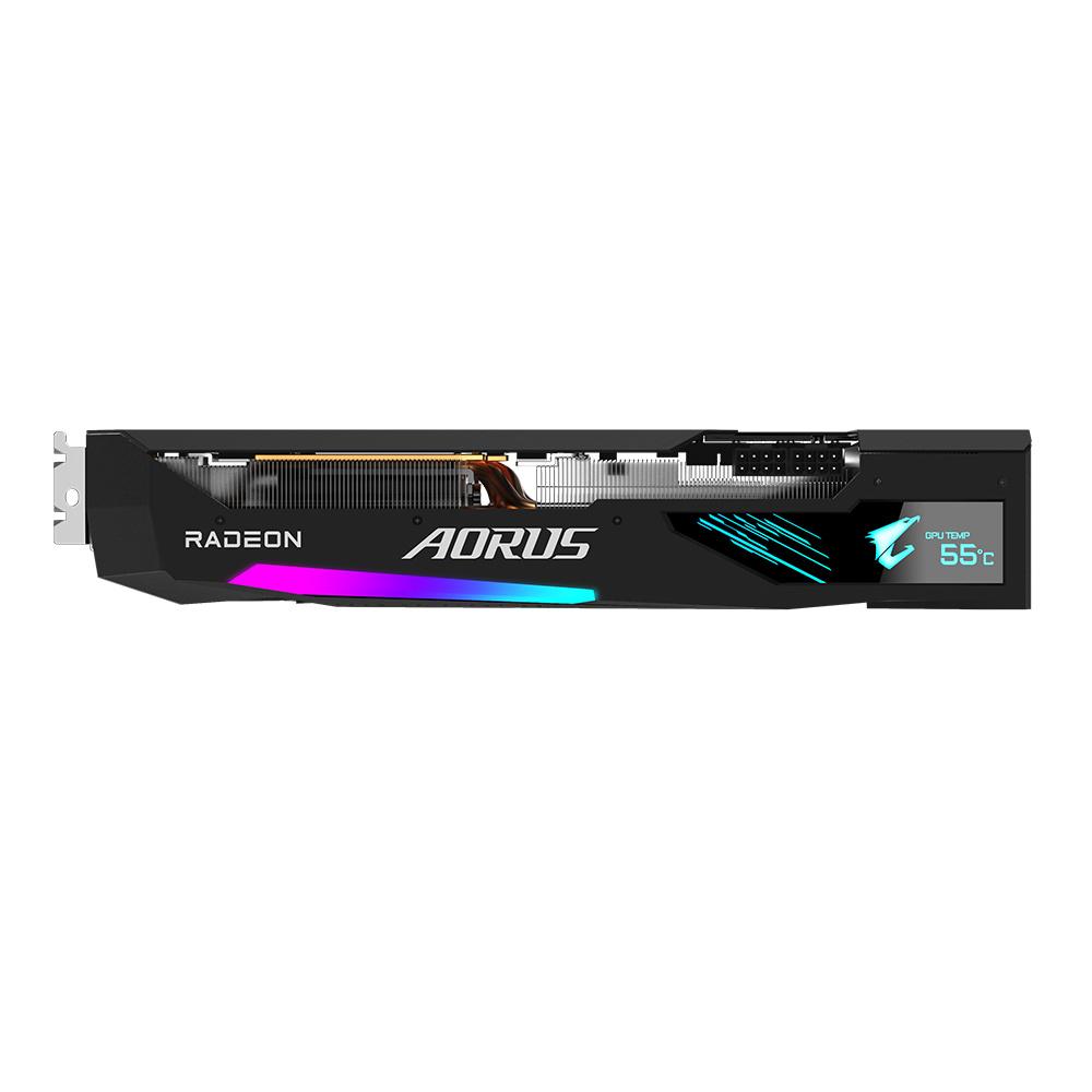 Aorus Radeon RX 6800 XT Master Type C 16G