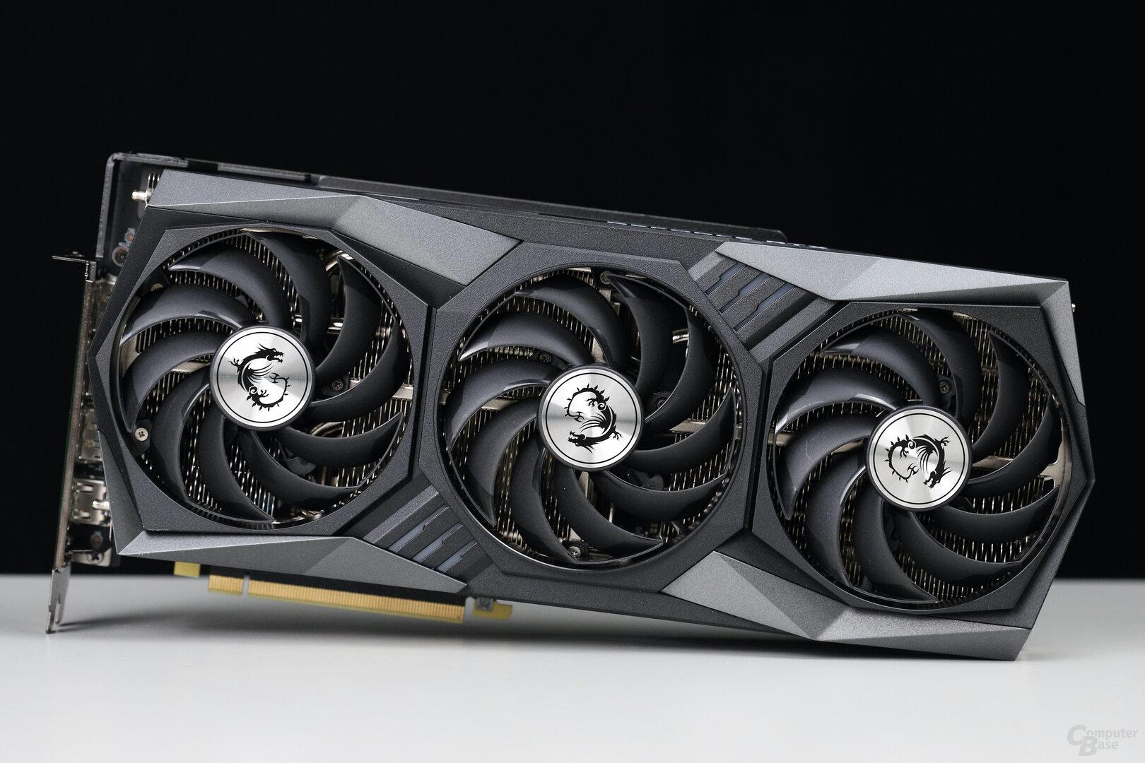 MSI GeForce RTX 3060 Ti Gaming X im Test im Test
