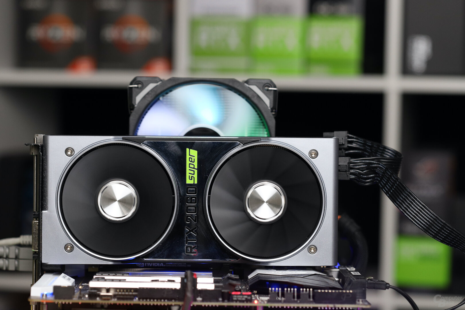 Die Nvidia GeForce RTX 2060 Super