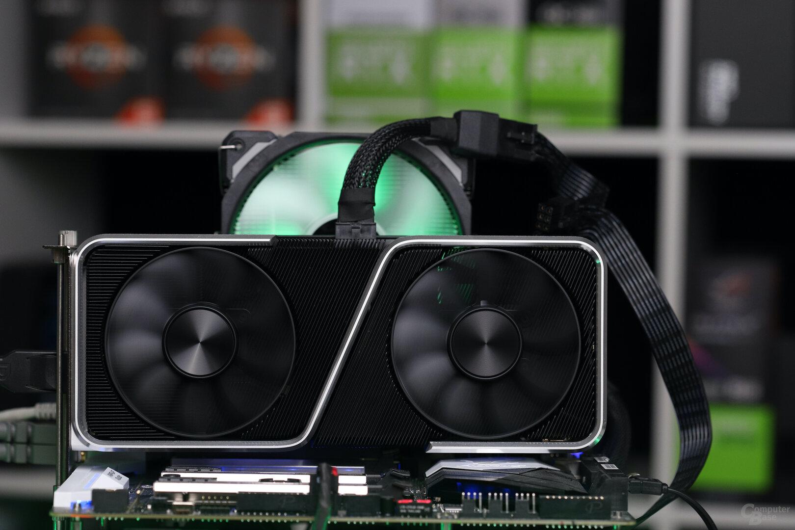 Nvidia GeForce RTX 3060 Ti Founders Edition im Test