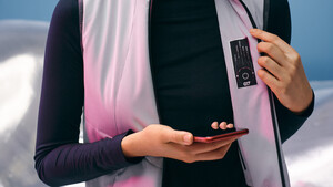 Deutsche Telekom: Beheizbare Jacken lassen sich per App regeln