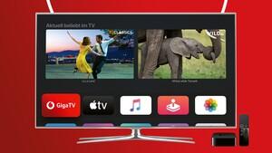 Vodafone: GigaTV-App kommt (auch im Bundle) auf den Apple TV 4K