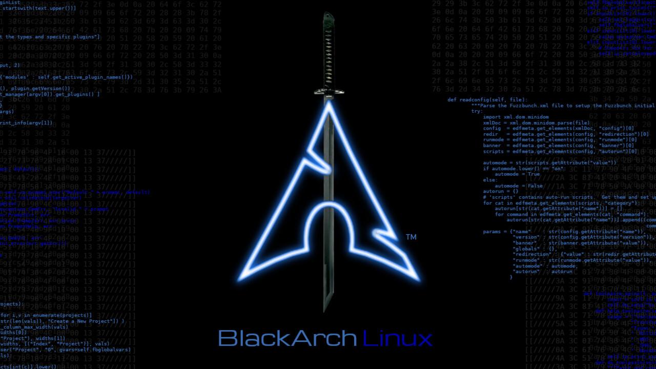 BlackArch Linux 2020.12.01: Forensik- und Sicherheits-Distribution auf Arch-Basis
