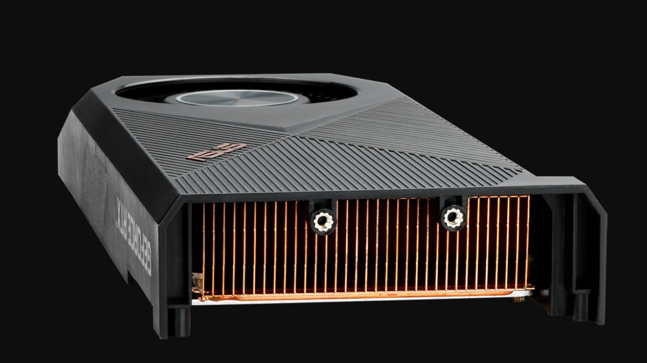 Turbo RTX 3090: Asus bringt Blower-Design für Nvidias Flaggschiff