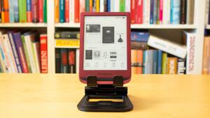 PocketBook Touch Lux 5 im Test: Gelungener Mix aus Preis, Lesekomfort und Software