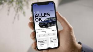 My BMW: Neue App um Digital Key, OTA-Updates und Alexa erweitert
