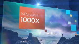 Intel Labs Day 2020: 1.000 ist nur eine Zahl