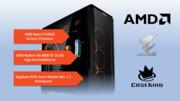 Nikolaus-Gewinnspiel: Gaming-PC mit AMD Ryzen 9 5950X und RX 6800 XT