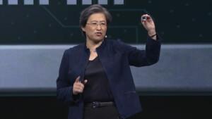 CES 2021: Bei AMD steht Lisa Su auf der virtuellen Bühne
