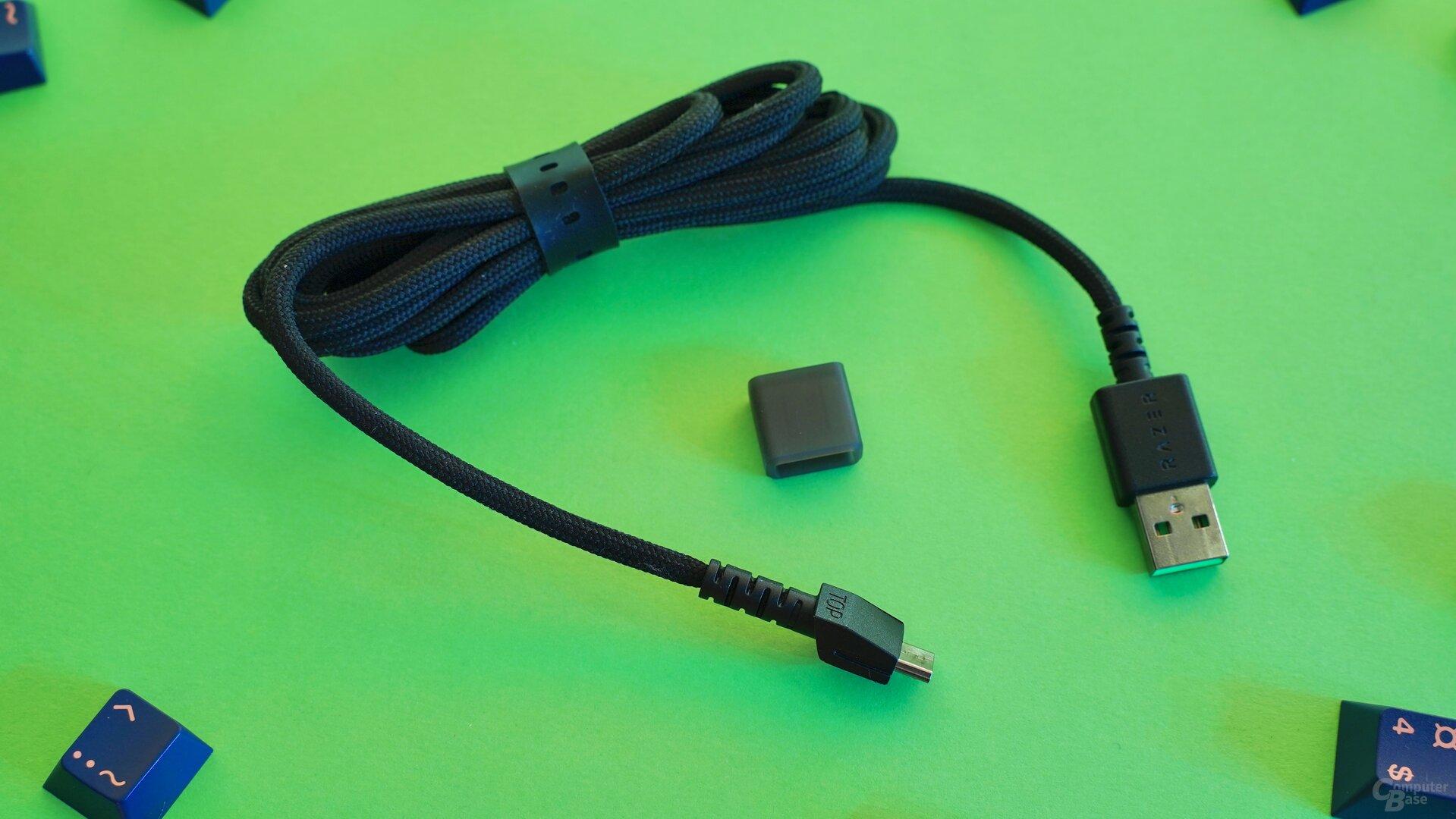 Kabel von Naga Pro & DeathAdder V2 Pro