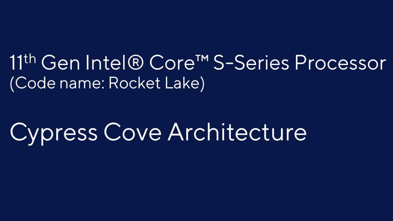 Rocket Lake-S: Intel Core i9-11900(K) mit 3,5 bis 5,0 GHz im Umlauf