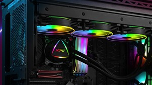 Adata XPG Levante 360: Kompaktwasserkühlung auch für AMDs HEDT-Plattform