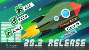 """Manjaro 20.2 (""""Nibia""""): Der Linux-Primus mit KDE Plasma 5.20.4 und Kernel 5.9"""