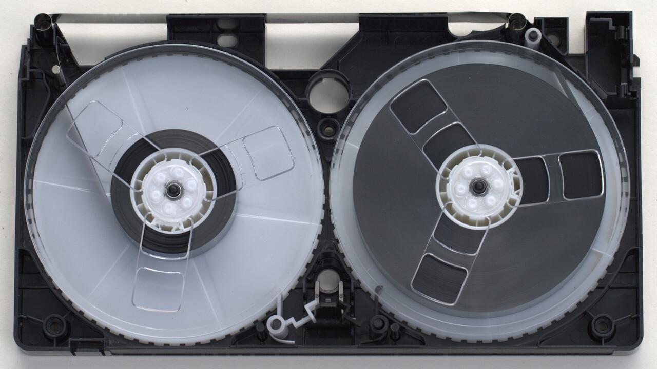 C:\B_retro\Ausgabe_59\: D-VHS brachte HDTV per Bits aufs Band