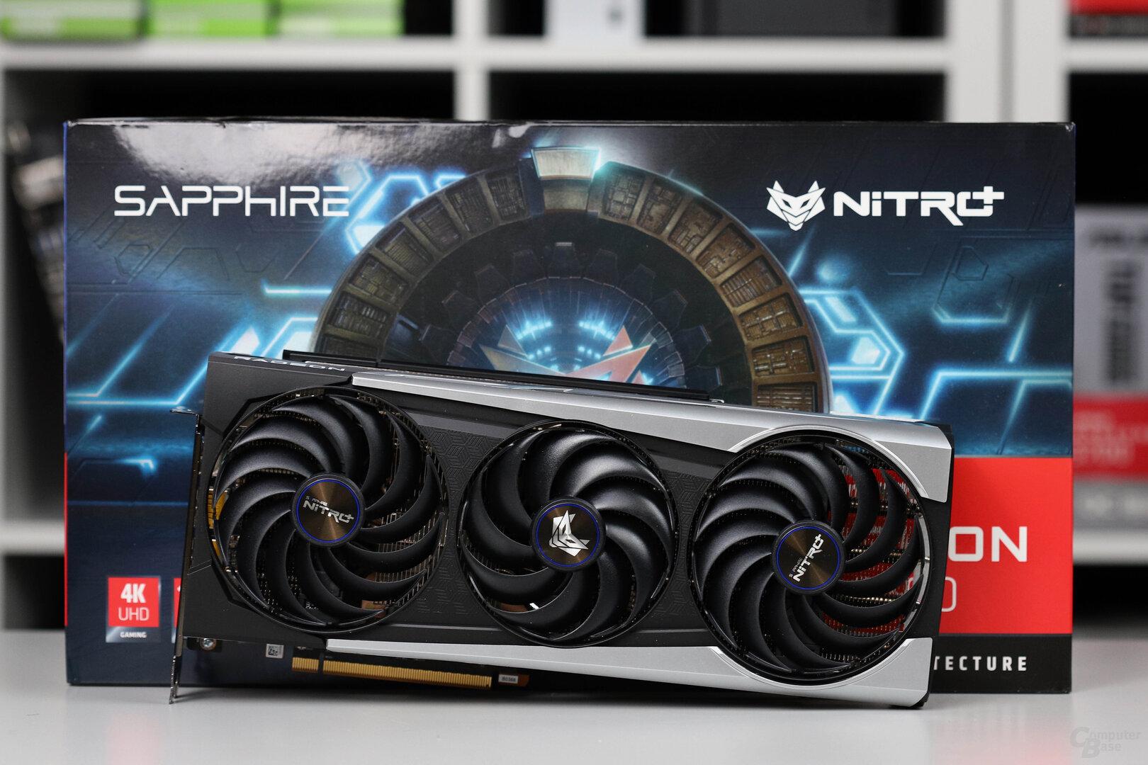 Die Sapphire Radeon RX 6800 Nitro +