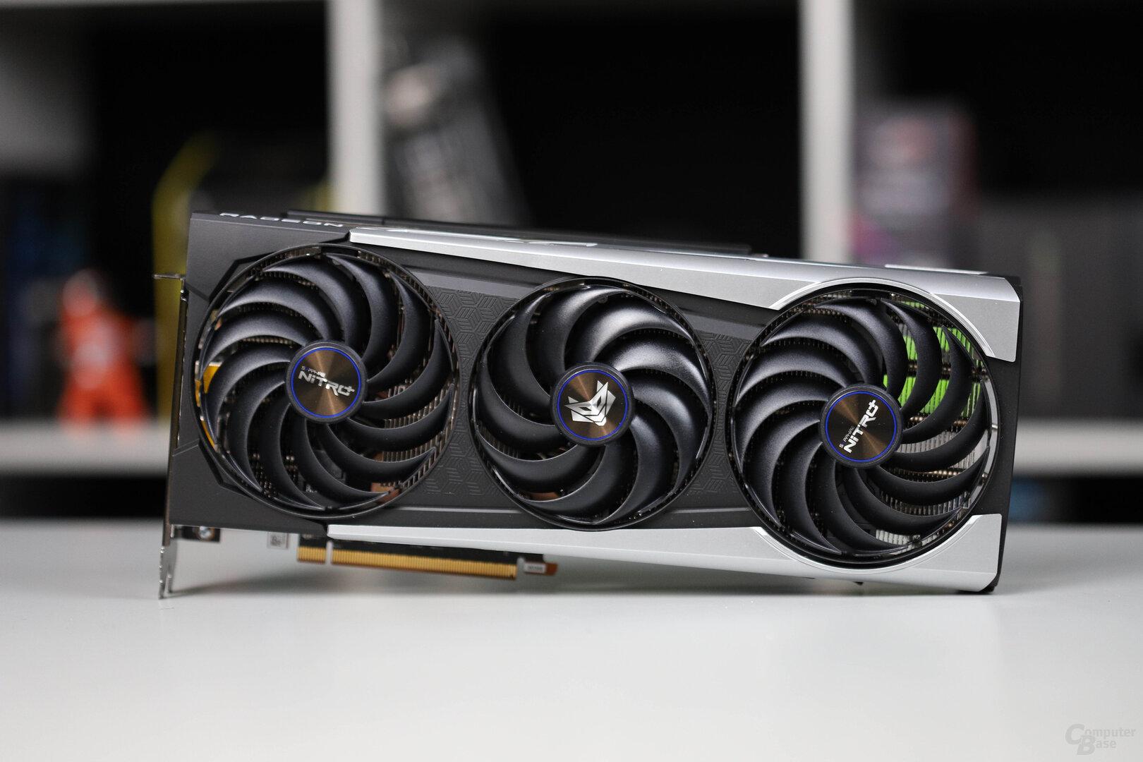 Die Sapphire Radeon RX 6800 Nitro+