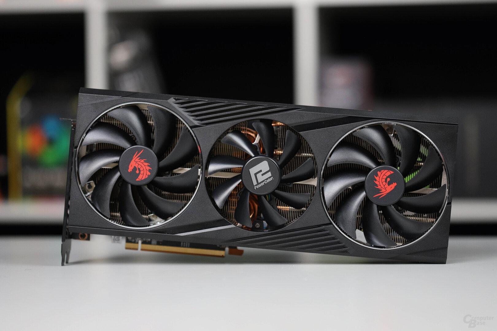 Die PowerColor Radeon RX 6800 Red Dragon