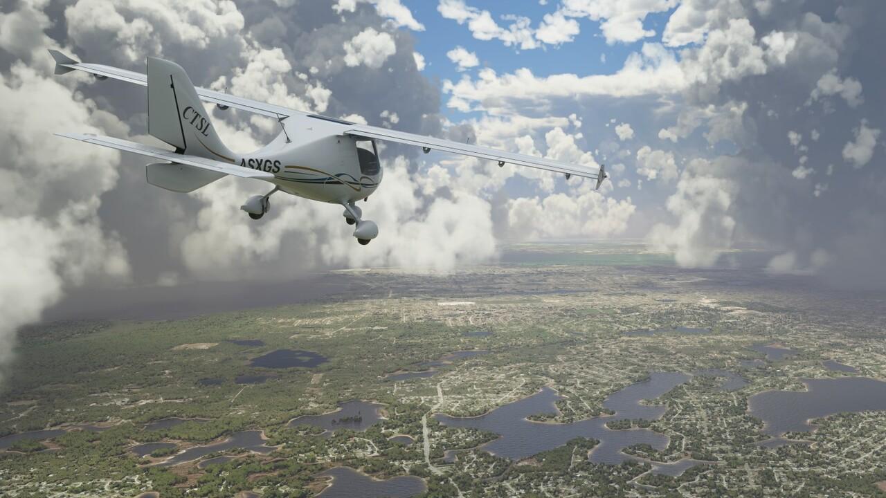Microsoft Flight Simulator: Abflug im Sommer 2021 auf der ...